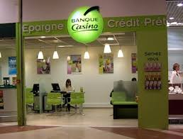 banque casino agence