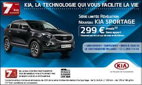 kia finance sportage 299€ CGL