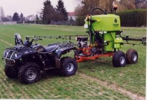 quad agricole