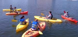 kayak avec credit bateau