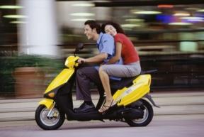 Crédit scooter