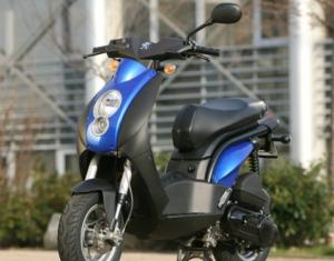 crédit scooter Ludix