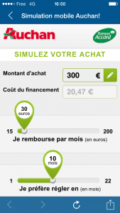 mobile banque accord auchan