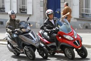 Crédit scooter Piaggio