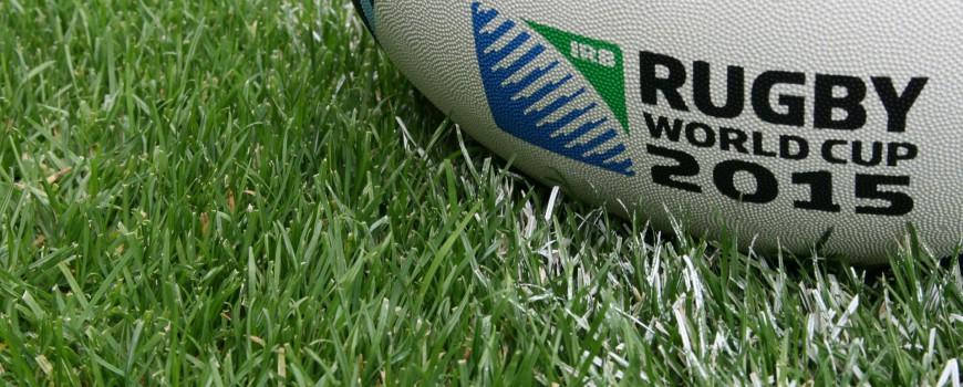 Coup d'envoi coupe du monde rugby chez Carrefour
