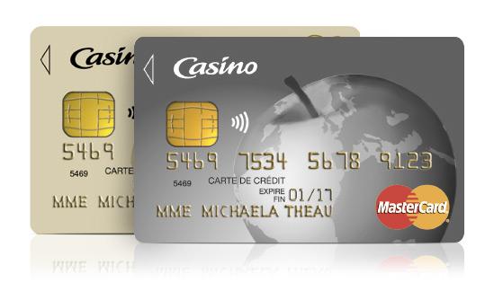 Carte Bancaire Credit.Nouvelle Carte Bancaire Casino