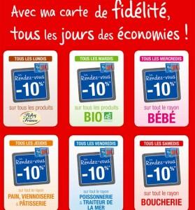 Carte Carrefour Valable.Rendez Vous 10 Carte Carrefour Economisez