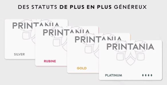 Carte Printania