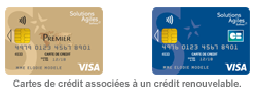 crédit agile sofinco carte visa