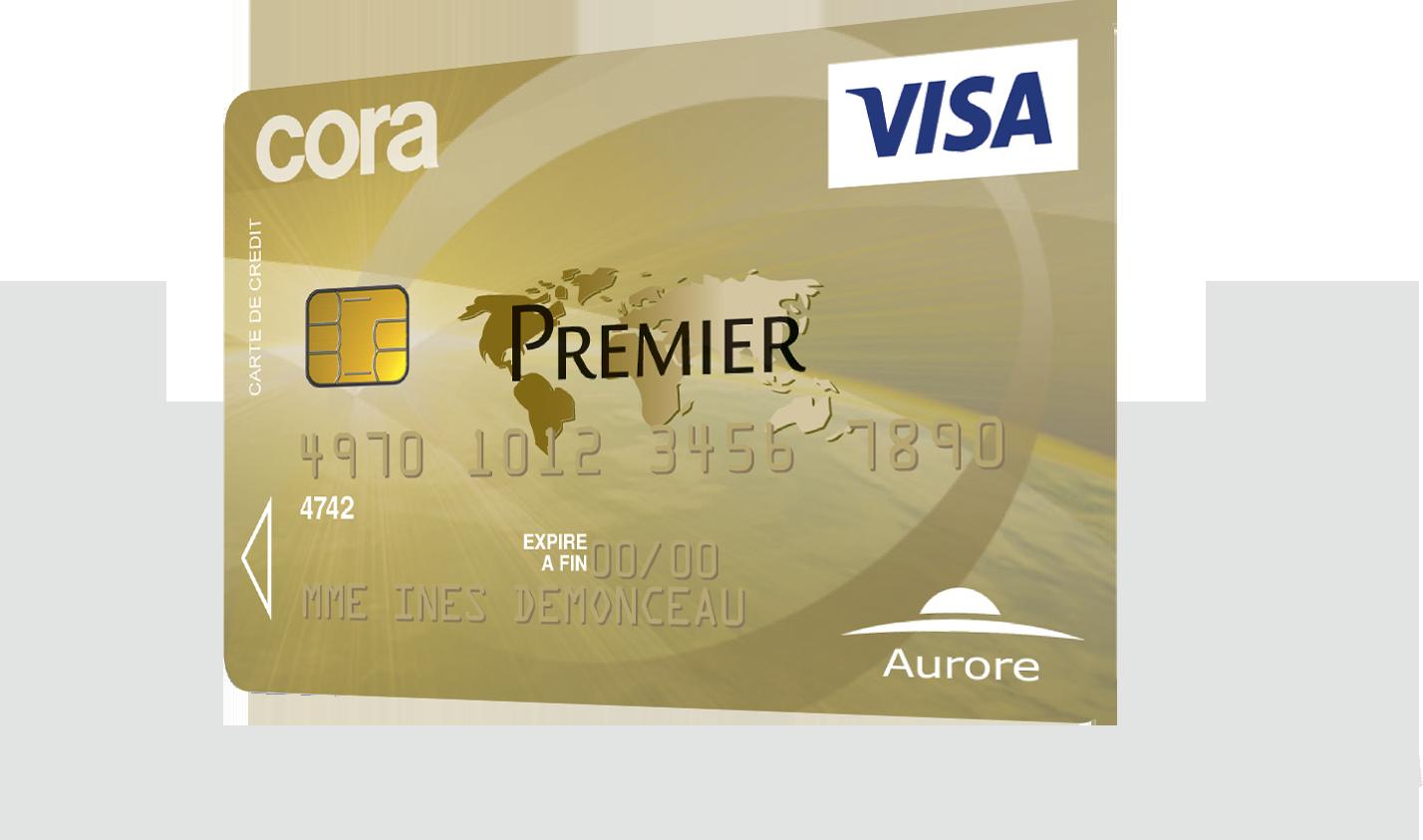Cora Carte De Fidelite.Carte Cora Visa Premier A Qui Est Elle Destinee
