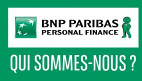 crédit BNP Paribas Personal Finance