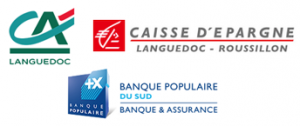 crédit Languedoc banques