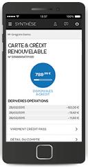 Flex crédit espace client