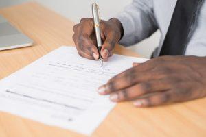 taux contrat prêt personnel