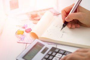 calcul taux d'endettement