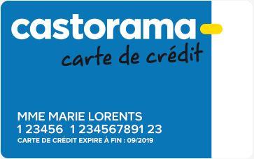 Castorama Carte Des Magasins.Offre Castorama Un Paiement A Credit Au Taux Taeg Fixe De
