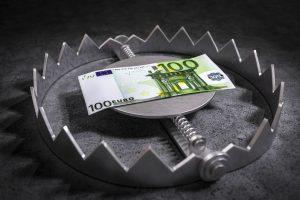 fixer taux crédit risques