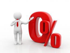 fixer le taux d'un crédit