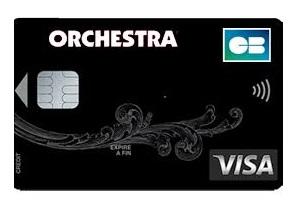 carte orchestra avec sofinco