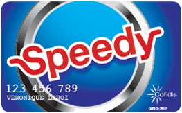 carte Speedy